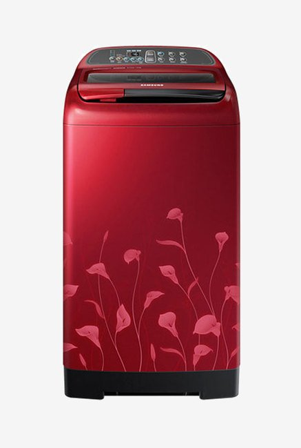 Samsung WA65K4020HP/TL 6.5 kg Washing Machine (Red)