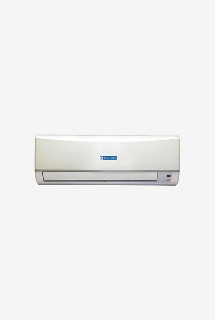 Blue Star 3HNHW18CBFU 1.5 Ton Inverter AC (White)