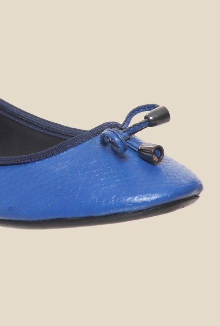Bruno Manetti Blue Flat Ballets