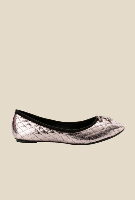 Bruno Manetti Metallic Flat Ballets
