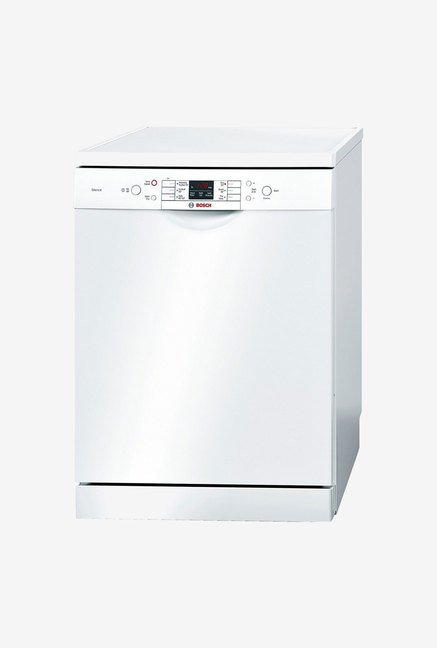 Bosch SMS60L02IN Dishwasher with 12 Place Settings (White)