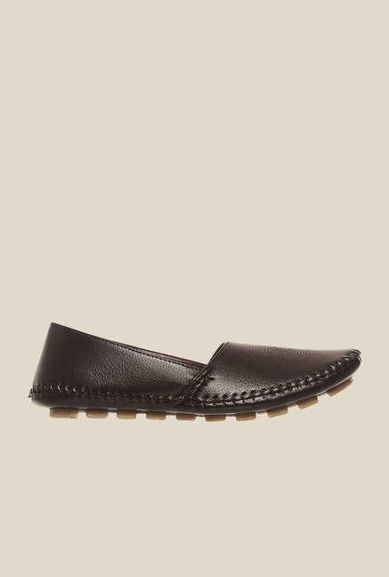 Bruno Manetti Coffee Casual Loafers