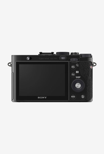 Sony Cyber Shot RX1R Point and Shoot Camera (Black)