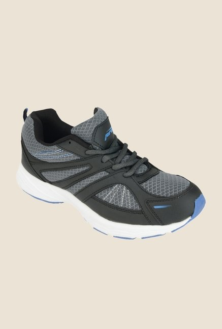 Khadim's Pro Grey Running Shoes