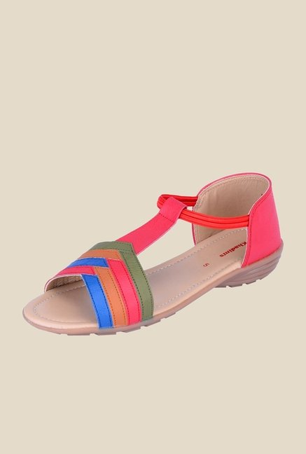 Khadim's Multicolour Casual Sandals
