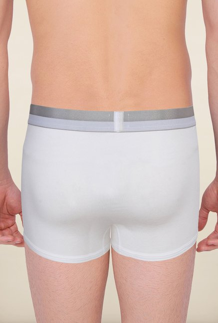 Calvin Klein White Trunks