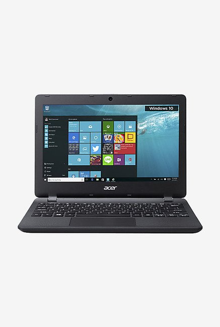 Acer ES1-131 29.46cm Laptop (Intel Celeron, 32GB) Black