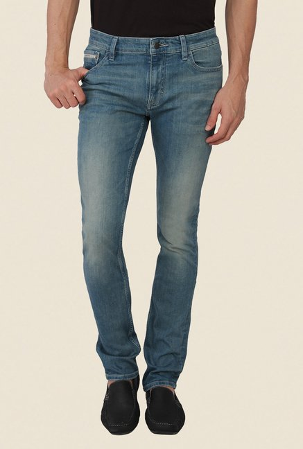 Calvin Klein Blue Light Wash Jeans