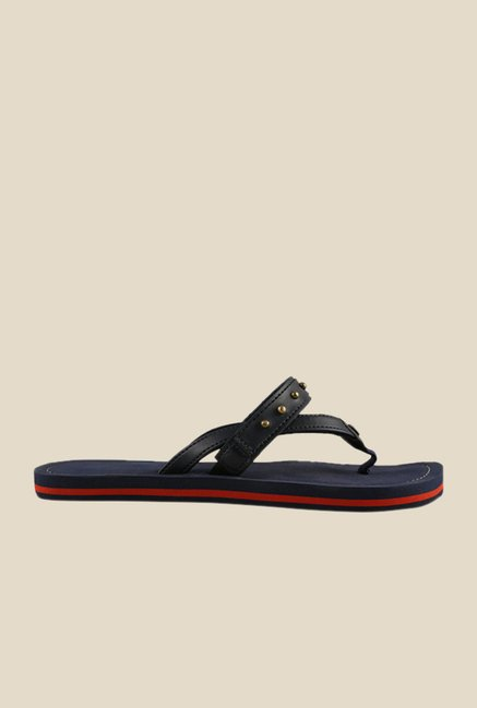 Solethreads Star Gazer Navy Flip Flops