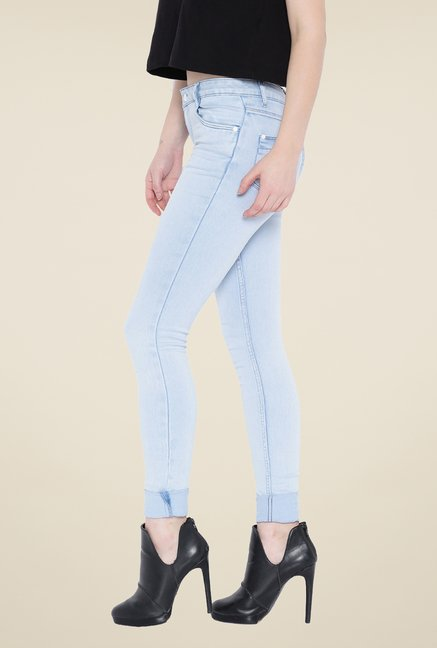 Kraus Light Blue Denim Jeans
