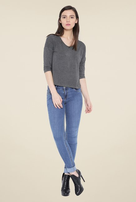 Kraus Blue Denim Jeans