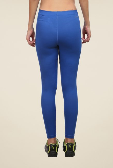 Armr Royal Blue Skyn Full Length Tights
