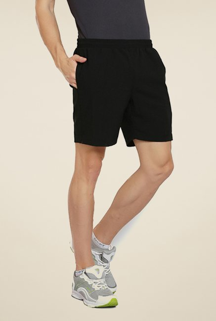 Armr Black Training Shorts