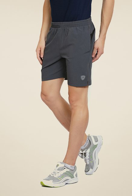Armr Grey Training Shorts