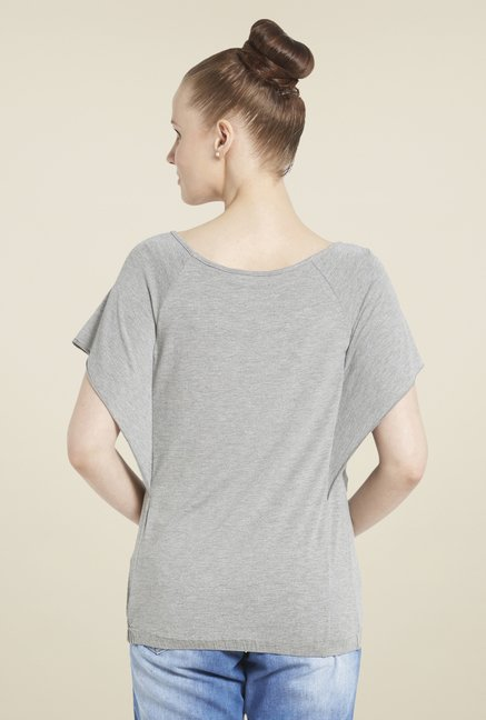 Globus Grey Solid Top