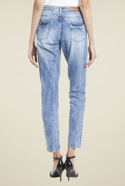 Globus Blue Distressed Jeans