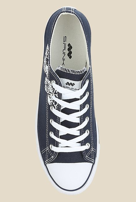 Spunk Chicago Navy Sneakers