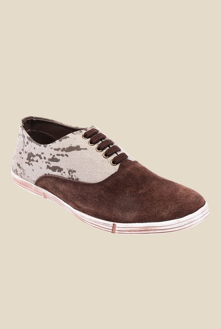 Spunk Pep Brown Sneakers