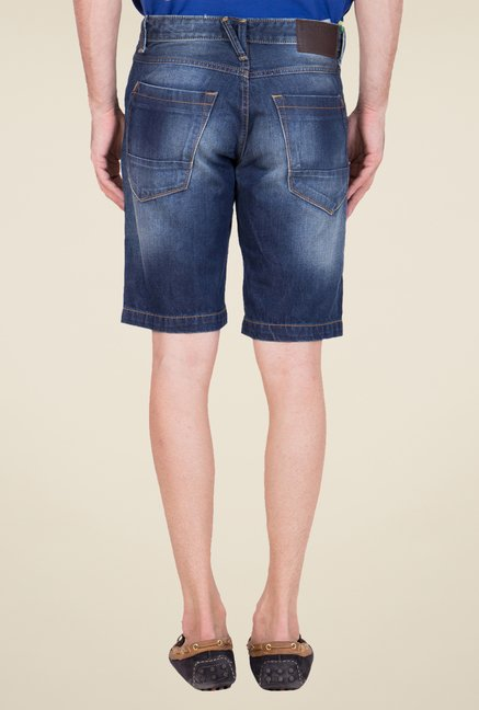 United Colors of Benetton Navy Shorts