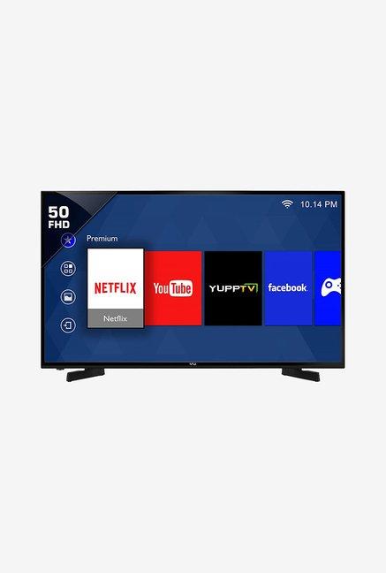VU H50K311 127 cm (50 inches) Full HD Smart LED TV (Black)