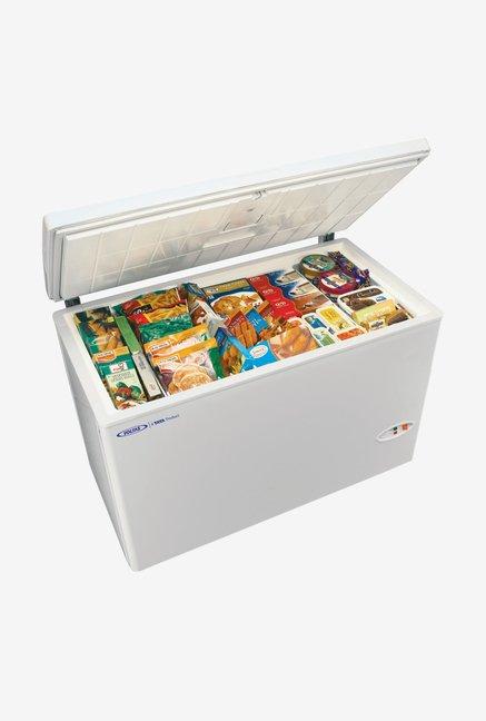 Voltas 120 Ltr Single Door Horizontal Chest Freezer (White)