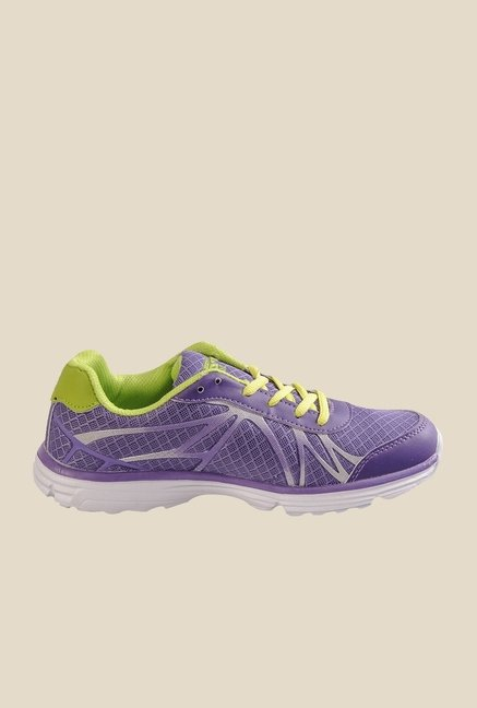Khadim's Pro Purple Sports Shoes