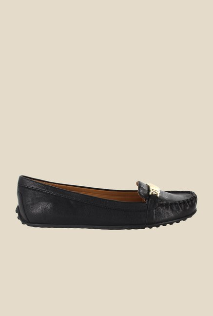 Nine West Black Casual Loafers