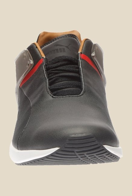 Puma Ferrari F116 SF Black Sneakers
