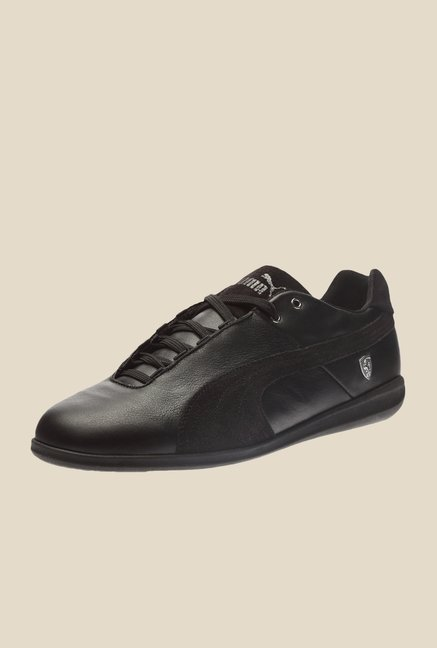 Puma Ferrari Future Cat LS SF Black Sneakers