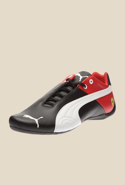 Puma Future Cat SF OG H2T Black & Rosso Corsa Sneakers