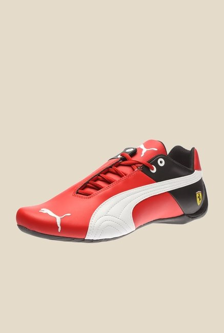 Puma Future Cat SF OG H2T Rosso Corsa & Black Sneakers