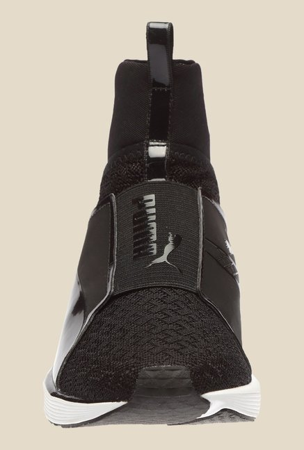 Puma Fierce Eng H2T Black & White Training Shoes