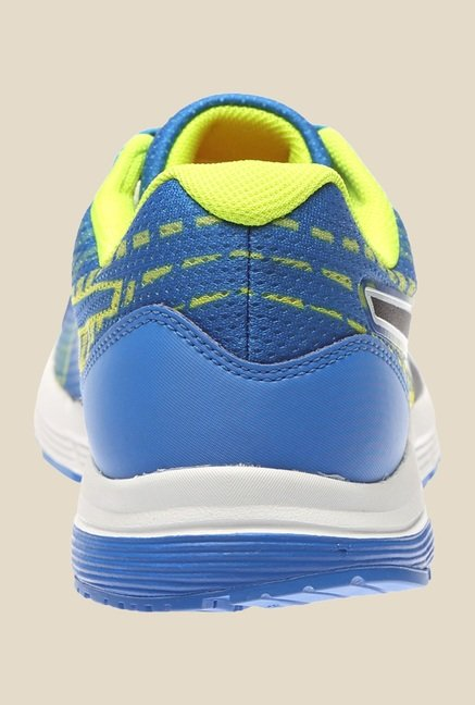 Puma Sequence V2 IDP H2T Electric Blue Running Shoes