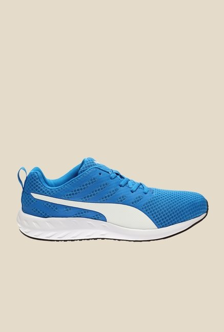 Puma Flare H2T Electric Blue Running Shoes