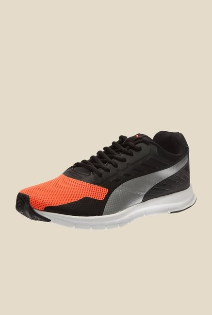 Puma ST Trainer Pro II IDP H2T Black & Red Running Shoes