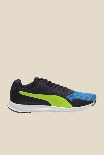 Puma ST Trainer Pro II IDP H2T Peacoat & Blue Running Shoes