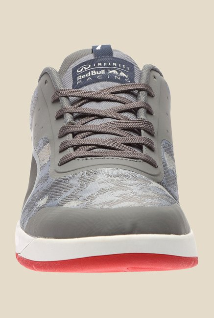 Puma Red Bull RBR Swag SBE Smoked Pearl Sneakers