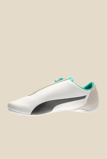 Puma Mercedes MAMGP Future Cat S2 White & Spectra Sneakers