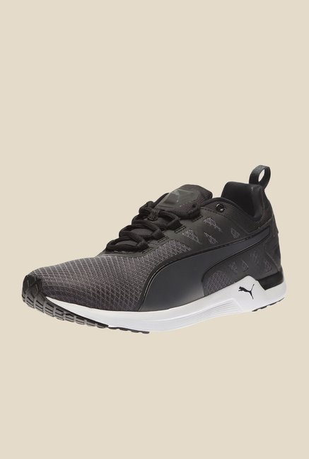 Puma Pulse XT V2 FT Asphalt & Black Training Shoes
