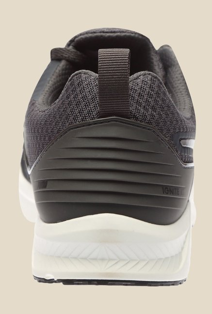 Puma Ignite XT V2 Black & Asphalt Training Shoes