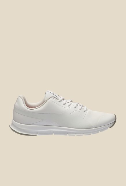 Puma Flexracer SL IDP H2T White Running Shoes