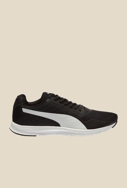Puma ST Trainer Pro II IDP H2T Black & White Running Shoes