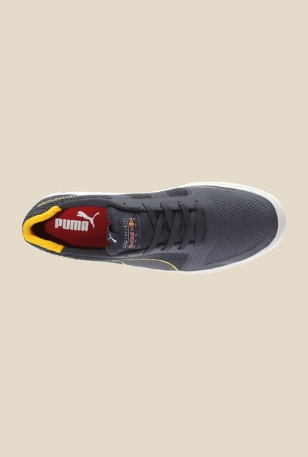 Puma Red Bull RBR Wings Vulc Total Eclipse Sneakers