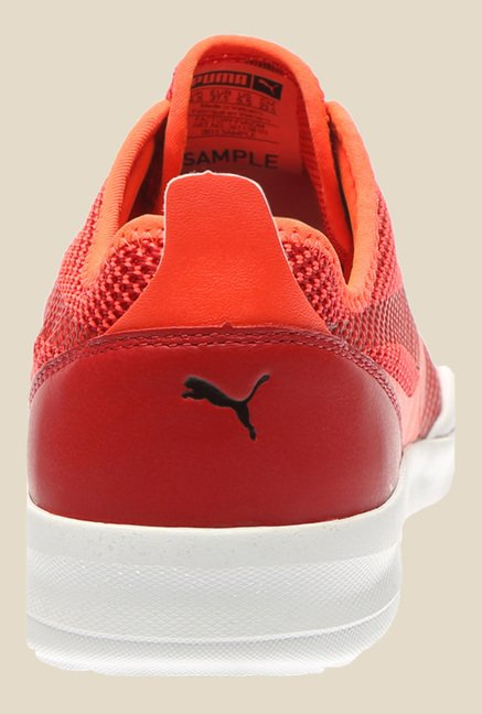 Puma Duplex Evo Future Tribe Barbados Cherry Sneakers