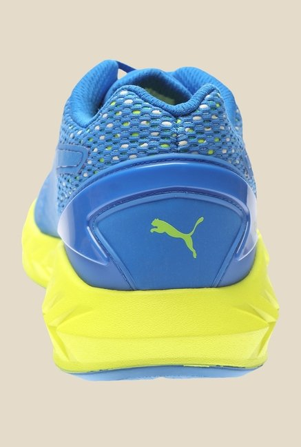 Puma Ignite Ultimate Layered Electric Blue Running Shoes
