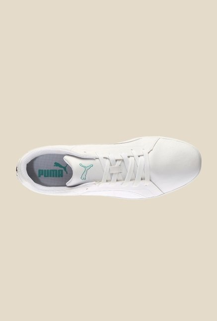 Puma Mercrdes MAMGP Court S+ H2T White Sneakers