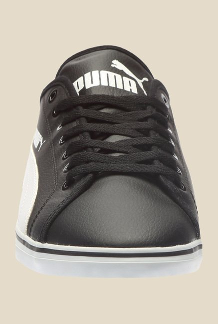 Puma Elsu V2 SL Black & White Sneakers