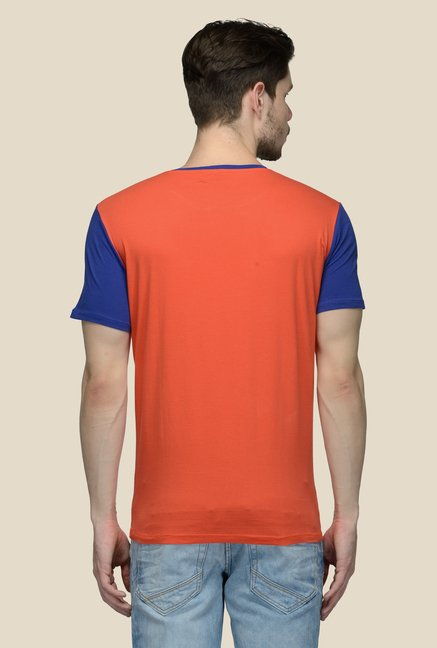 United Colors of Benetton Multicolor Crew Neck T-shirt
