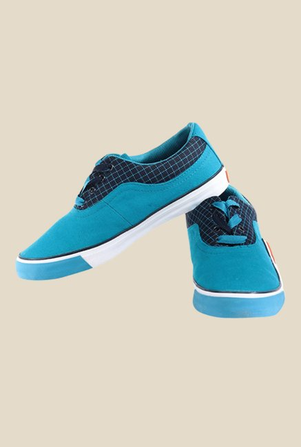 Sparx Teal Blue Sneakers
