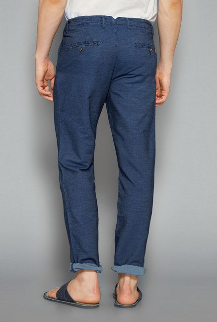 ETA by Westside Indigo Solid Pants